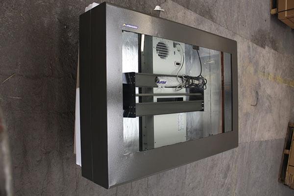 armoire d'Armagard avec climatisation
