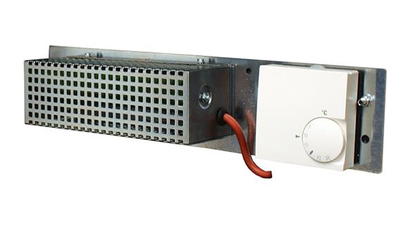 composants internes du chauffage sont essentiels à la survie de l'affichage numérique extérieur en hiver