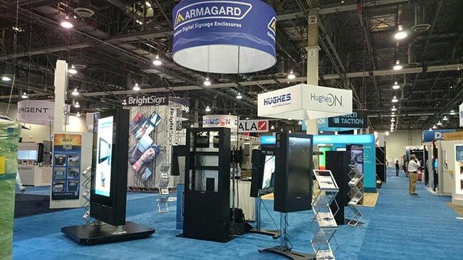 Armagard's DSE Stand 2016