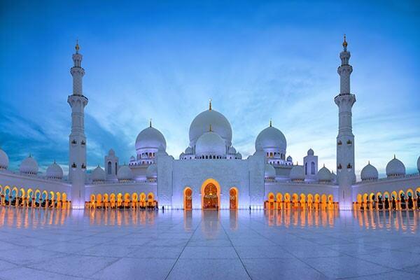 La signalisation numérique est de plus en plus utilisée par les mosquées