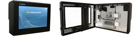 """PDS 24"""" Armoire LCD"""