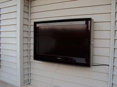 TV extérieur