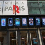 digital signage pour cinema