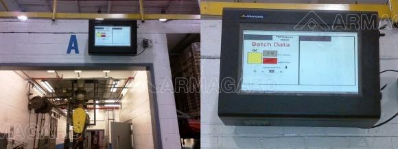 Ecran LCD Extérieur