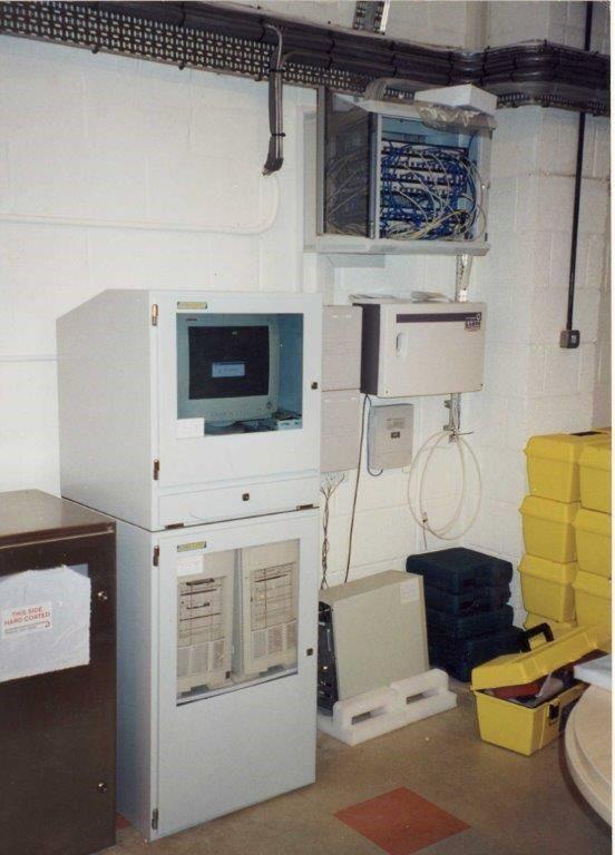 armoire informatique industrielle