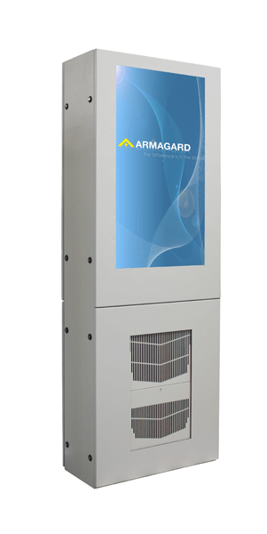 Air conditionné digital signage