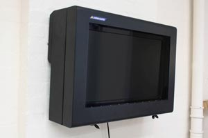Comment installer un panneau d affichage num rique for Afficheur numerique exterieur