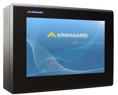 Ecran LCD exterieur