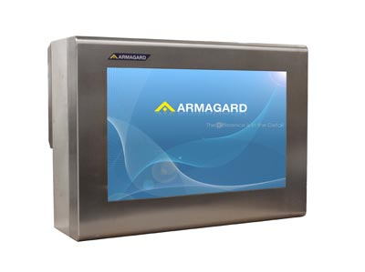 Armoire LCD weatherproof | SDS-24