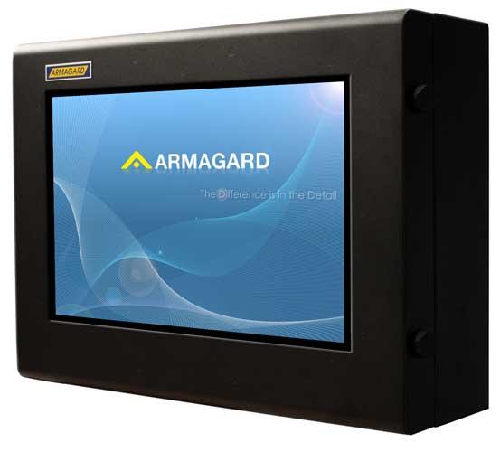 ecran lcd exterieur protection pour moniteur lcd ou petite tv lcd pour l ext rieur ou. Black Bedroom Furniture Sets. Home Design Ideas
