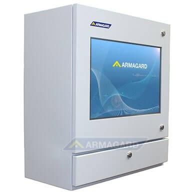 PENC-550 Ecran tactile ligne de production