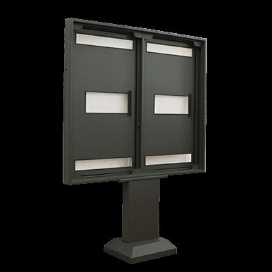 Kiosque de menu commande digitale