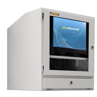 Armoire informatique industrielle compact PENC-800