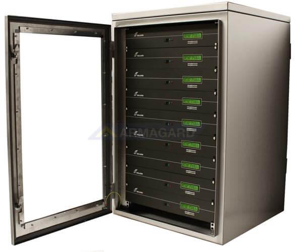 armoire rack informatique protection ip65 pour les. Black Bedroom Furniture Sets. Home Design Ideas