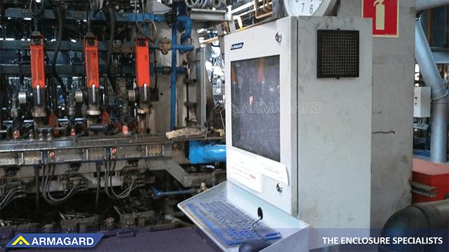 Boîtiers d'ordinateurs industriels